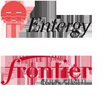 Entergy, Frontier Commu